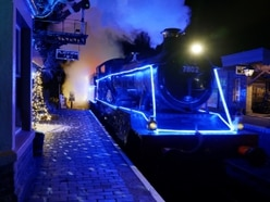 Severn Valley Railway on track for dazzling Christmas show