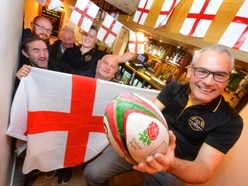 Rugby World Cup fever sweeps across Shropshire