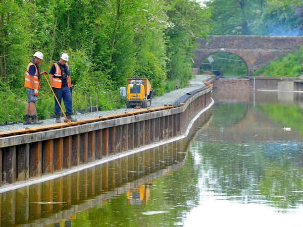 Powys councillors support growth deal bid for canal restoration