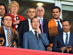 Wolves chairman Jeff Shi hails impact of Jorge Mendes