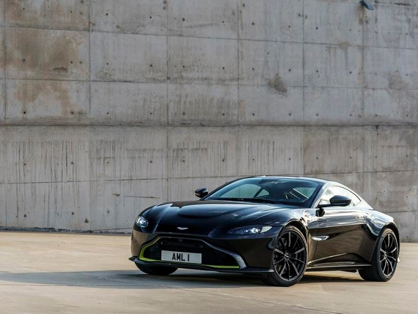 First Drive: Aston Martin Vantage – is this the brand's Porsche 911 beater?