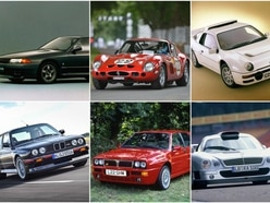 The greatest homologation road cars ever
