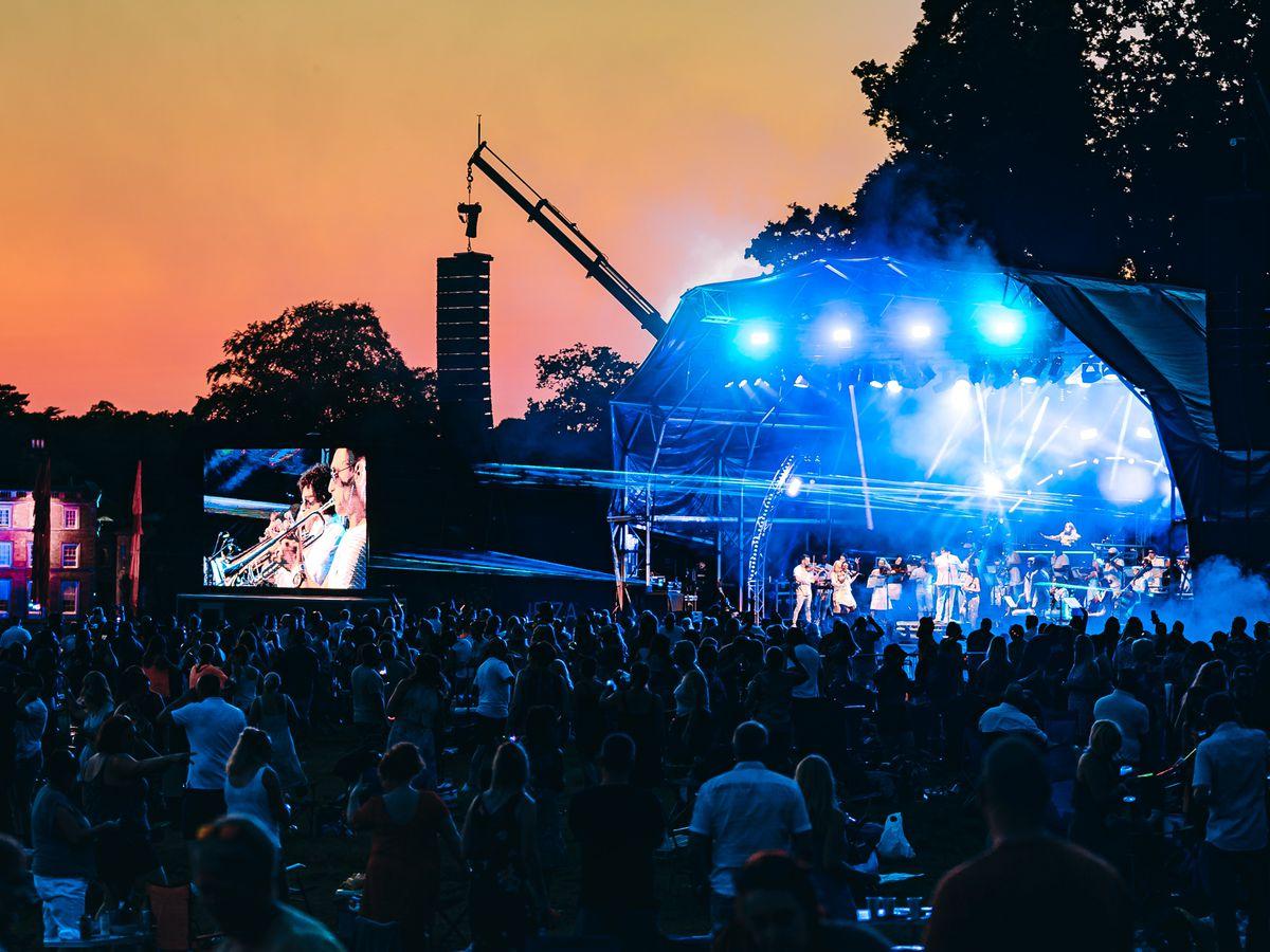 Classic Ibiza will be back at Weston Park next year
