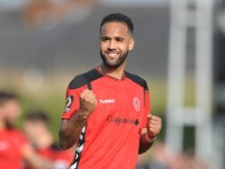 Two left to sort after Brendon Daniels agrees fresh AFC Telford terms