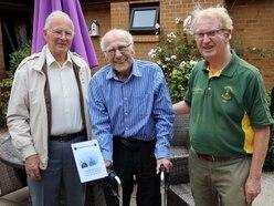 Bridgnorth social club founder celebrates turning 102