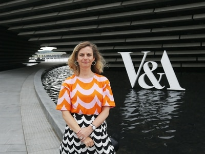 New director appointed to lead V&A Dundee's 'awakening' from lockdown