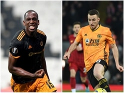 Wolves duo Willy Boly and Diogo Jota back in contention