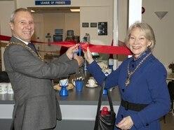 Bridgnorth hospital cafe reopens after major refurb