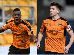 Young Wolves are sent out on loan