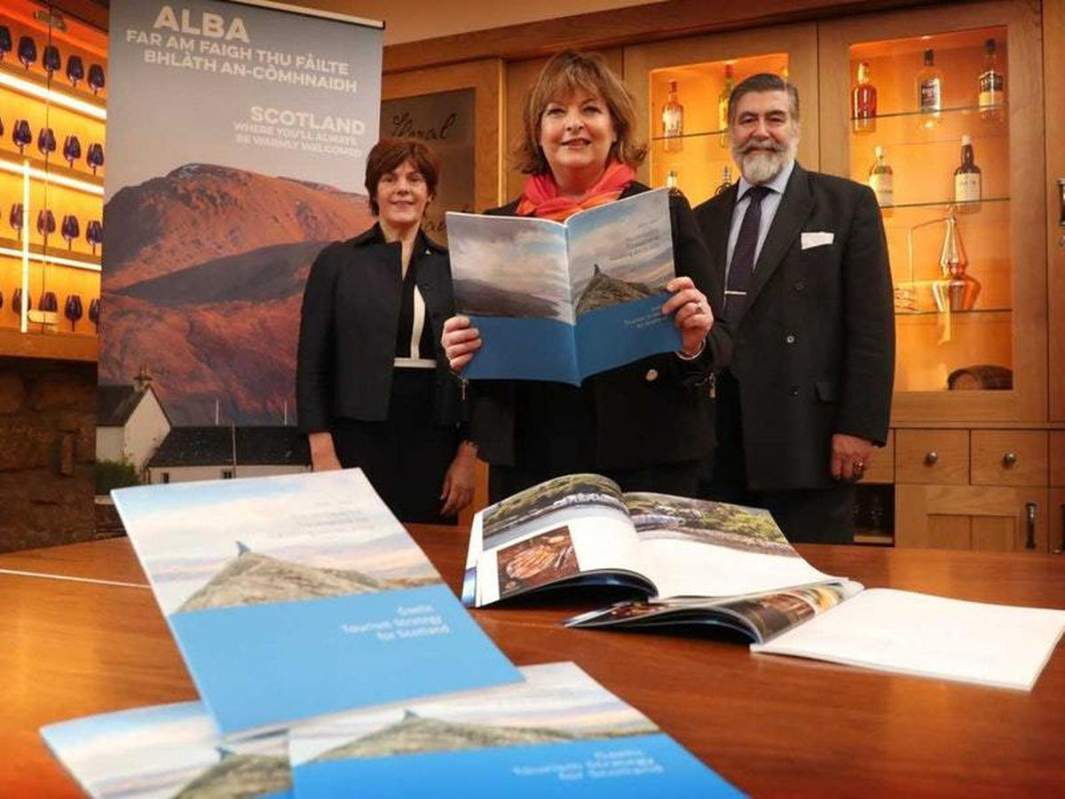 Gaelic tourism strategy launch