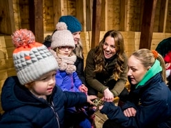 Kate appeals for more people to take part in her early years survey