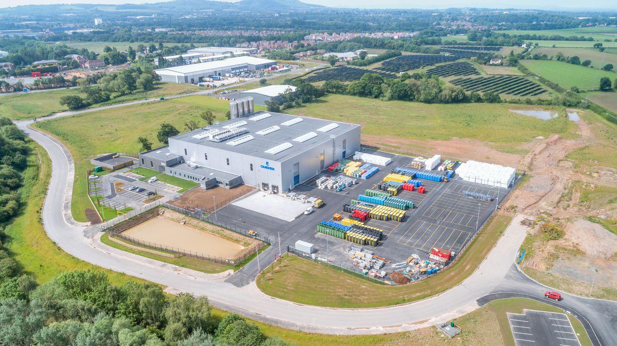 Craemer's new £25m factory