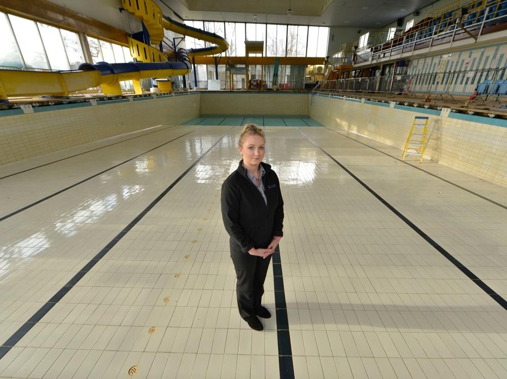 Closure Of Shrewsbury 39 S Main Swimming Pool Extended By Three Weeks Shropshire Star