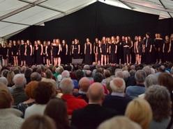 Much Wenlock Festival a record breaker