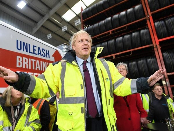 Johnson warns tactical voting could deny Tories election victory