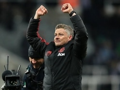 Solskjaer makes it a magnificent seven as United boss