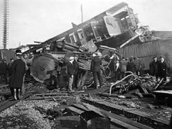 The 1907 train crash: Historic bundle recalls Shrewsbury's darkest day