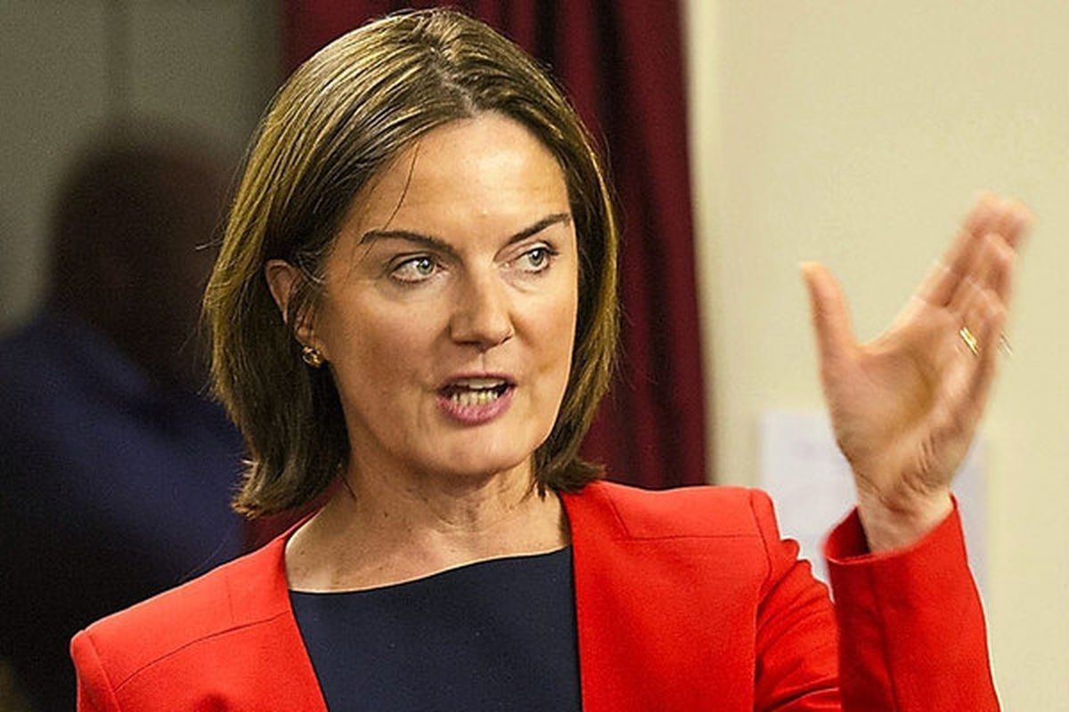 Telford's MP Lucy Allan