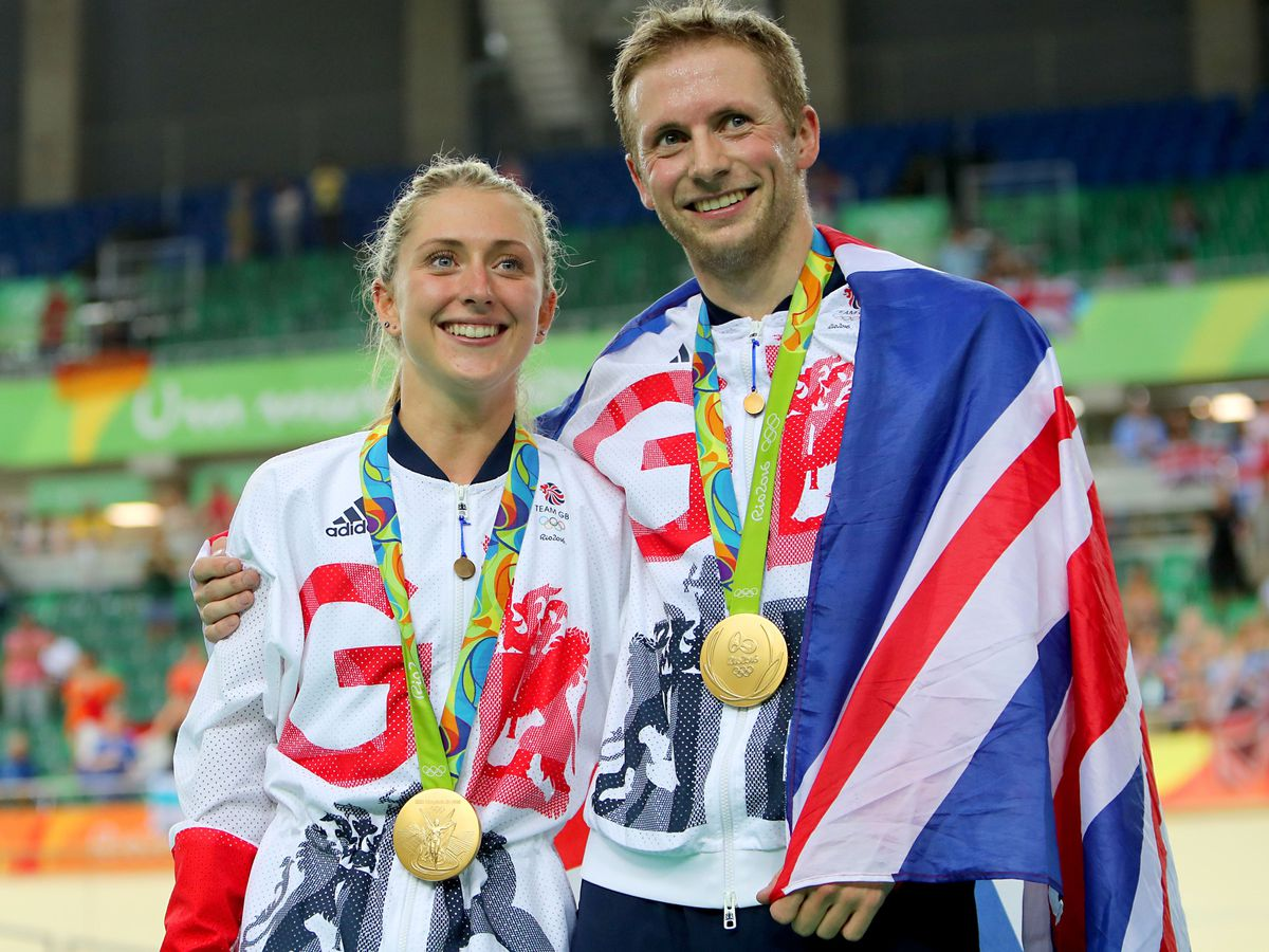 British cycling's golden couple will look to make history at the Tokyo Olympics next month