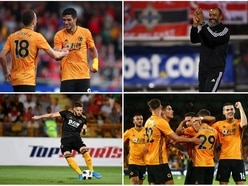 Nuno pleased with Wolves' Europa form
