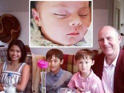 Shropshire family to be reunited as baby given passport after three-month wait