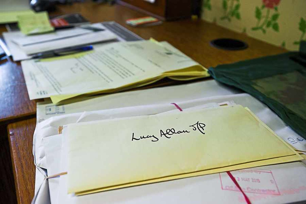 Letters pile up as Lucy Allan's role as an MP gets under way