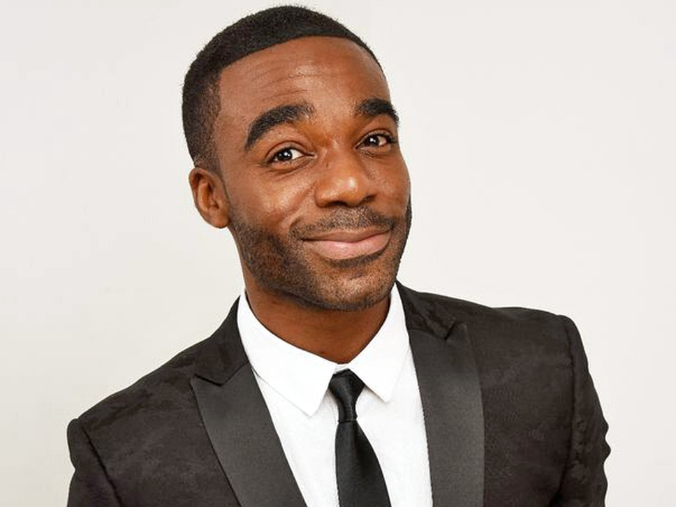 Ore Oduba hosts Strictly Come Dancing Live at Arena Birmingham