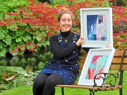 Meet the Shropshire illustrator bringing joy and colour to the world