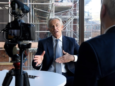 Tony Blair: There's more to me than the Iraq War - with video