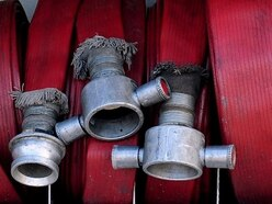 Crews tackle outdoor fires in Telford and Much Wenlock