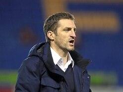 We will take everyone on, vows Shrewsbury boss Sam Ricketts