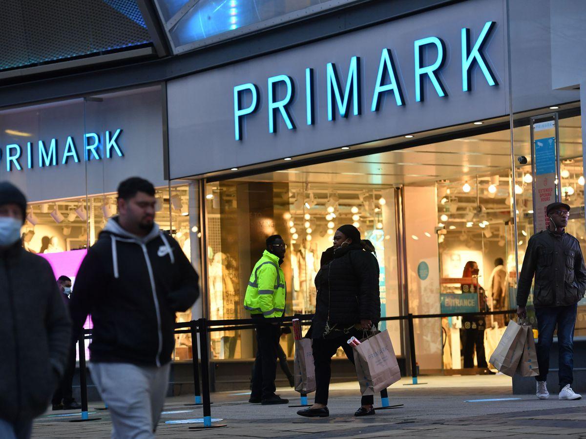 Associated British Foods owns Primark
