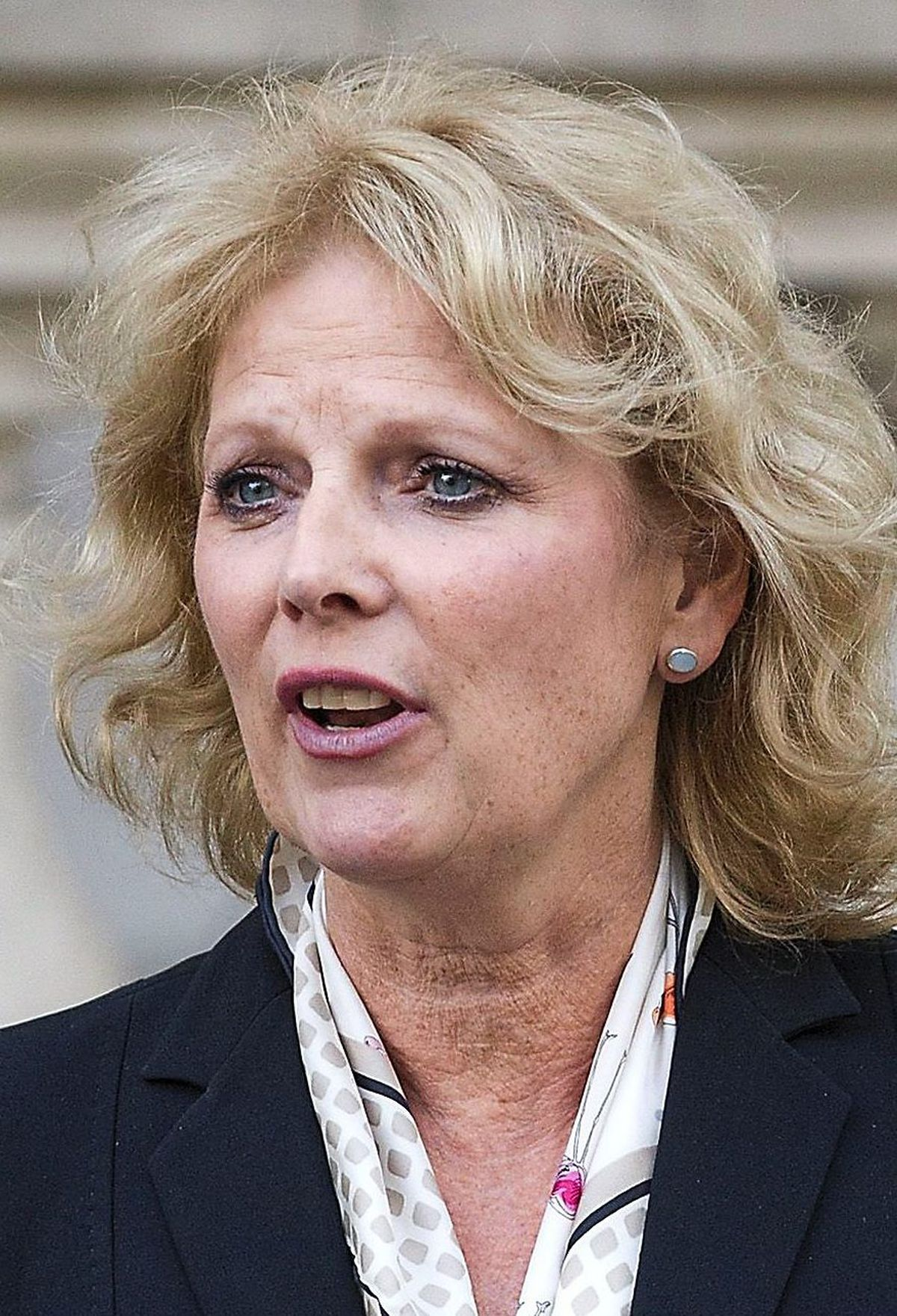 Fervent Remainer – MP Anna Soubry