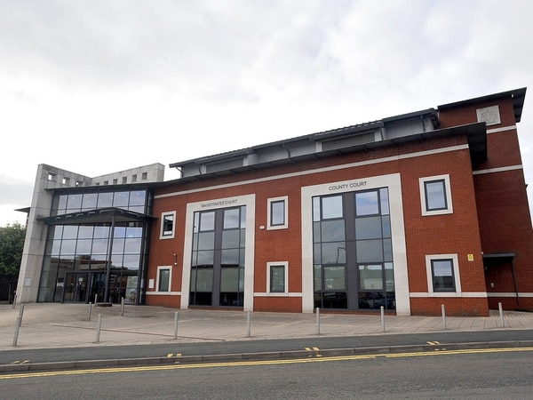 Man appears in court over Telford stabbing