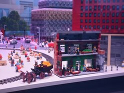 Legoland Discovery Centre marks Peaky Blinders new series
