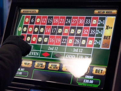 £30 fixed-odds betting terminals limit outrageous, campaigners say