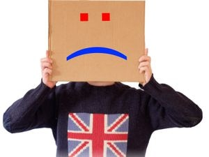 Despite joblessness being low, Britons are unhappy