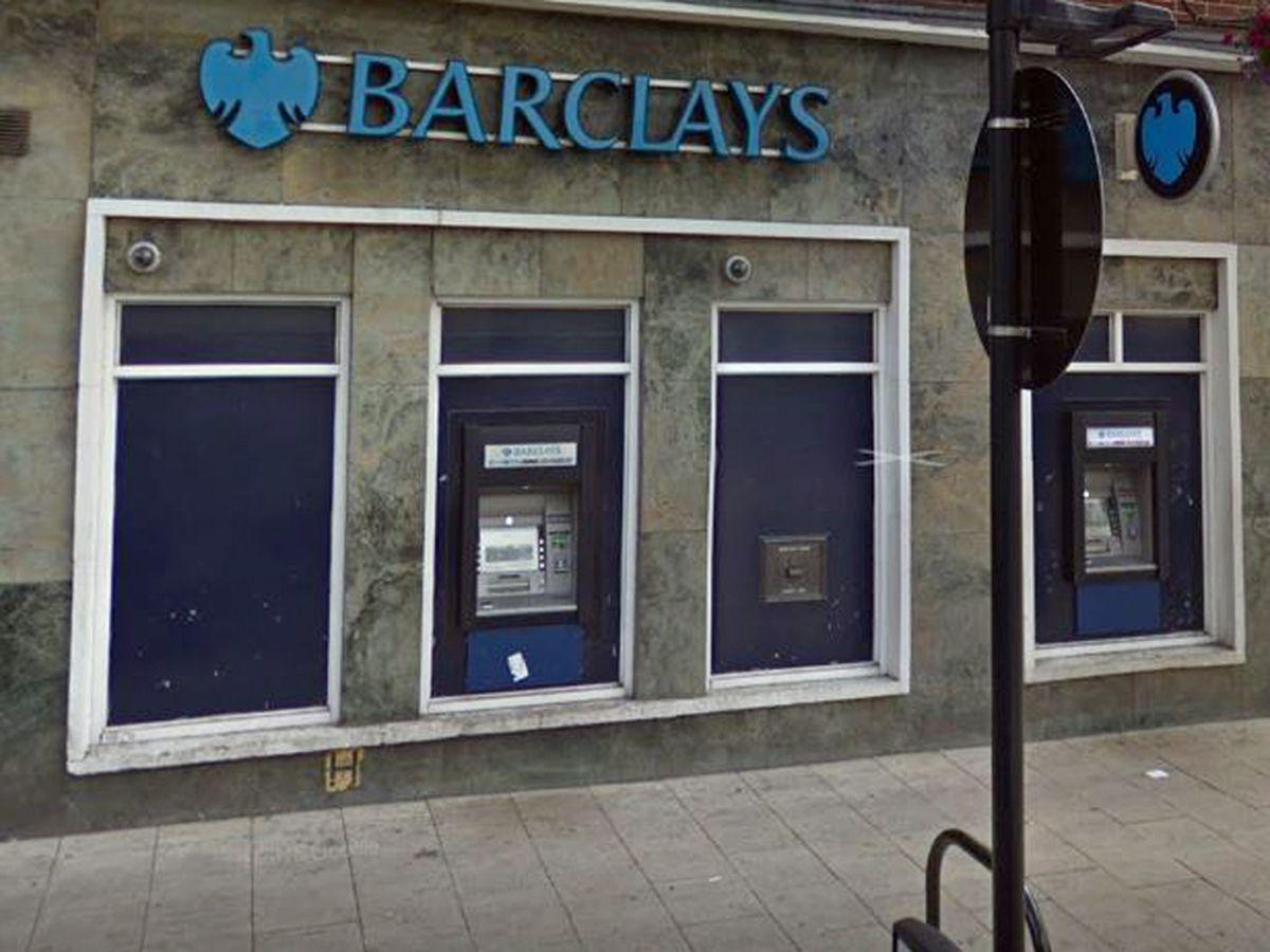 Barclays in Oakengates. Photo: Google StreetView.