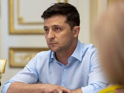 Ukraine's new president disbands parliament and calls snap election