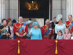 Who will influence the new royal baby's life?