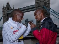 Farah fit and firing for London Marathon