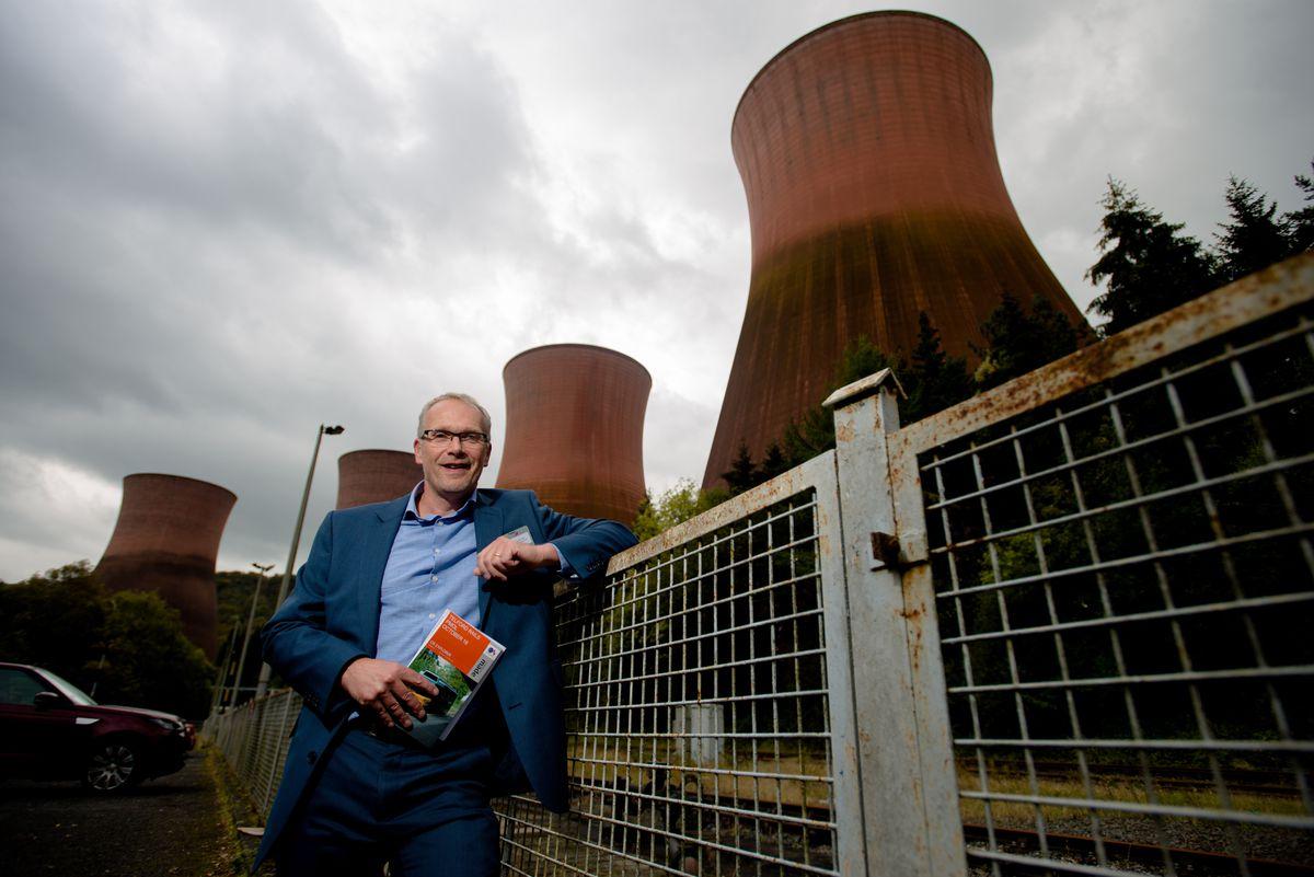 Stuart Ashton, head of planning at site developers Harworth