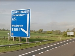 Person cut free as M54 crash leads to rush-hour delays
