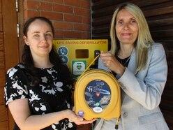 Lifesavers installed at Telford and Emstrey crematoria