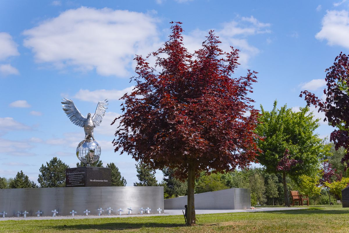 The National Memorial Arboretum in Staffordshire has received almost £300,000.