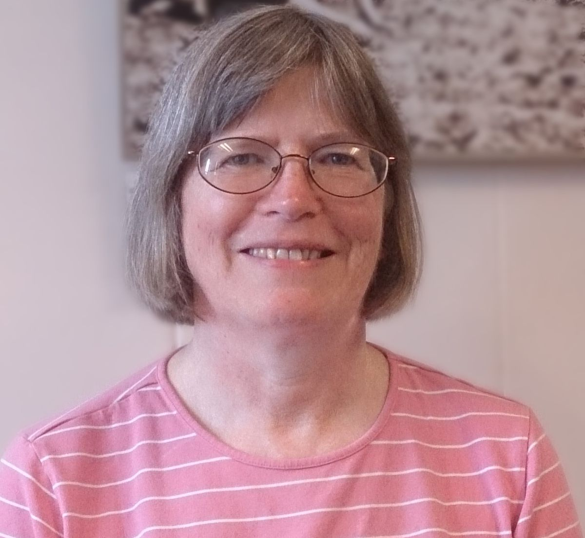 Mary McKenzie, who is retiring