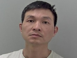 Jailed: Illegal immigrant ran 'commercial-scale' cannabis farm in Shropshire