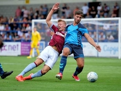 Zak Lilly departs AFC Telford on-loan