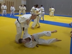 In Video: President Putin put through a judo workout