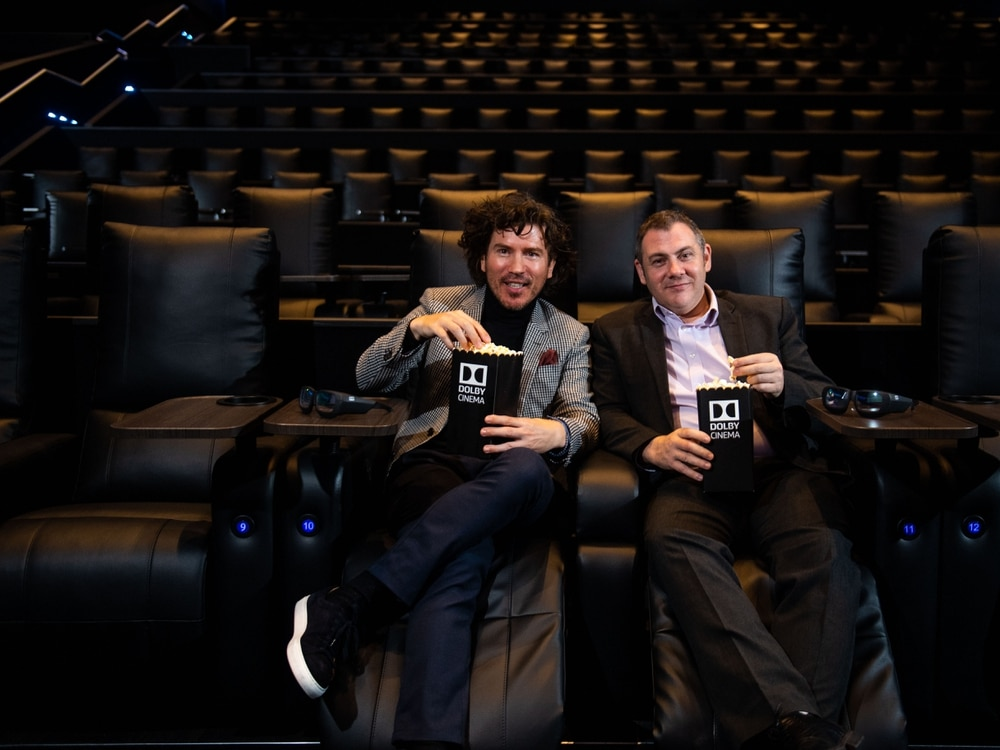 Dolby Cinema experience opens at Odeon Luxe Birmingham Broadway Plaza